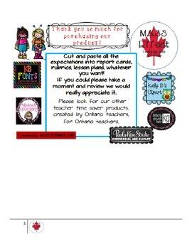 Ontario Continuum for Scientific Inquiry
