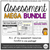 Ontario FDK Assessment MEGA Bundle