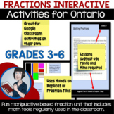 Ontario Fraction Distance Learning
