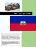 Ontario French Culture Activity on Haiti- Les Tap-Taps