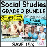 Ontario Grade 2 Social Studies BUNDLE