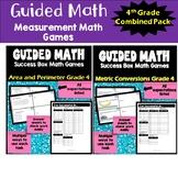 Ontario Grade 4 Measurement Task Cards