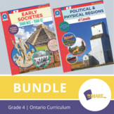Ontario Grade 4 Social Studies Curriculum Bundle!