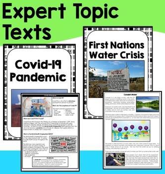 Ontario Grade 5/6 Split Grade Social Studies:  Strand B People and Environments