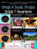 Ontario Grade 6/7 Social Studies and Geography