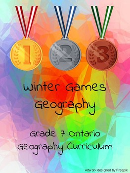 Ontario Grade 7 - Winter Games Geography