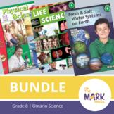 Ontario Grade 8 Science Curriculum Bundle!