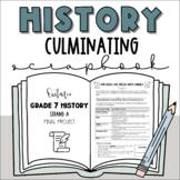Ontario History - Grade 7: Strand A   Final Project #Chris