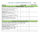 Ontario Language Curriculum Checklists and Tracking of Exp