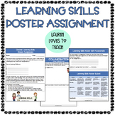 Ontario Learning Skills Poster Assignment