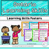 Ontario Learning Skills Posters