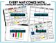 Ontario Math Curriculum | Spiral Math Mats | Grade 3