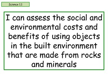 Ontario - Science - Grade 4 - Rocks and Minerals