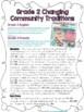 Ontario Social Studies Report Card Comments Grades 1, 2, 3 FREEBIE