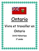 Ontario: vivre et travailler en Ontario