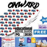 Onward Free Movie Guide | Questions | Worksheet (PG - 2020)