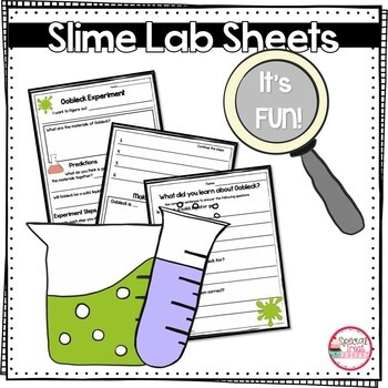 Slime Science Experiment