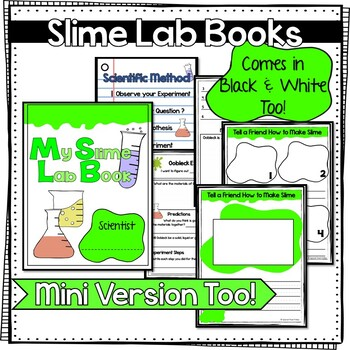 Slime Science Experiment With Oobleck