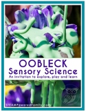 Oobleck Sensory Science eBook