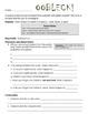 Oobleck for Elementary School grade 1-5: Observation, data