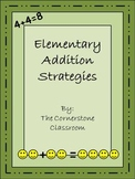 Oodles of Addition Strategies
