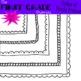 Oodles of Doodle Frames MEGA PACK {Digital Borders} 15 Frames!