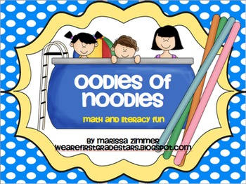 Oodles of Noodles: Fun with Regrouping and Types of Sentences!