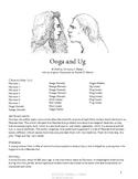 Ooga and Ug