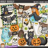 """Halloween Clip Art 2: """"Oogly Boogly"""""""