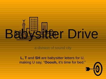 Oooh Babysitter Drive (Sound City)