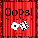 Oops: A Consonant Digraph ch Game, Reading Street Unit 2, Week 3