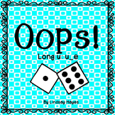 Oops: A Long u: u_e Game, Reading Street Unit 2, Week 5