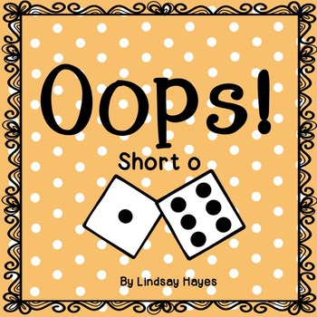 Oops: A Short o Game, Reading Street Unit 1, Week 3