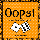 Oops: An r-controlled or, ore Game, Reading Street Unit 3, Week 3