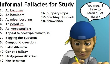 Oops Your Fallacies Are Showing