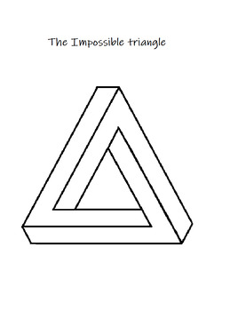Tessellation with Triangle coloring page | Free Printable Coloring ... | 350x259