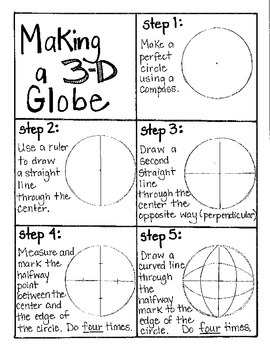 Op Art: Making a 3D globe