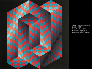 Op Art (Optical Illusions) PowerPoint