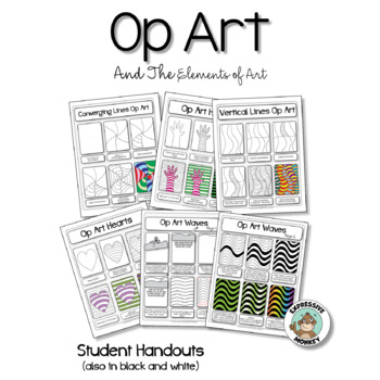 Op Art and the Elements of Art #1