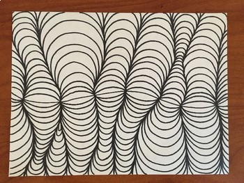 OpArt - Line Project