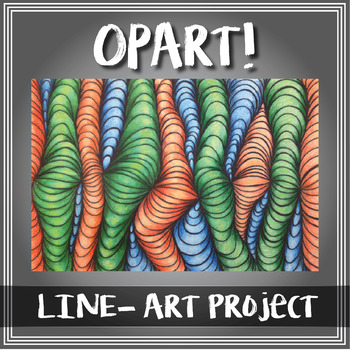 Line - OpArt Project