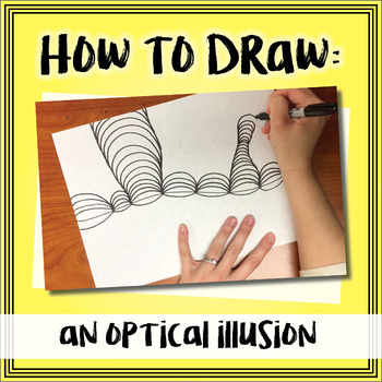 OpArt - Video Drawing Demonstration