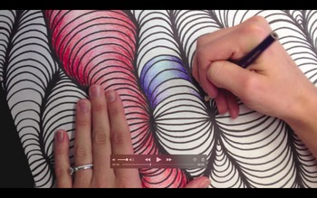 OpArt - Video Shading Instructions