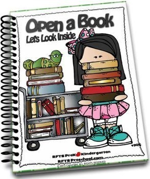 Open A Book (5-day Thematic Unit)