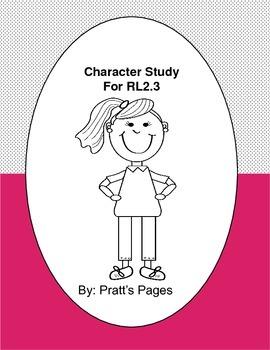 RL.2.3 Character Study