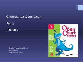 Open Court 2015 Unit 1 Lesson 2