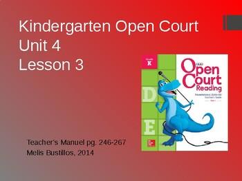 Open Court 2015 Unit 4 Lesson 3