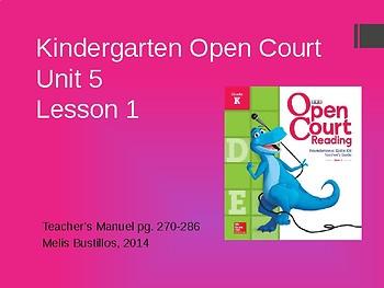 Open Court 2015 Unit 5 Lesson 1