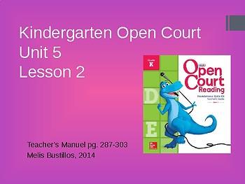 Open Court 2015 Unit 5 Lesson 2