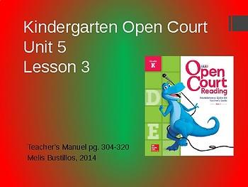 Open Court 2015 Unit 5 Lesson 3